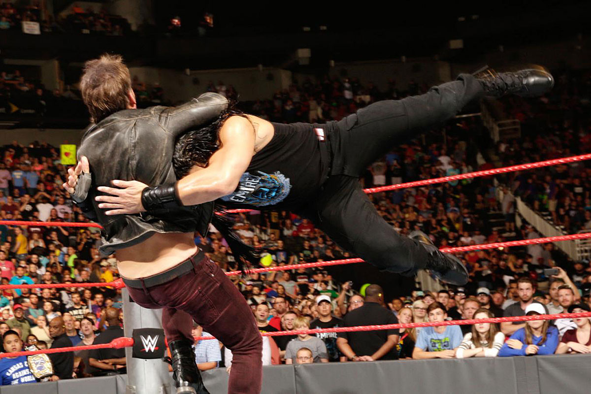Wwe monday night raw results and observations 09 05 16 - Monday night raw images ...
