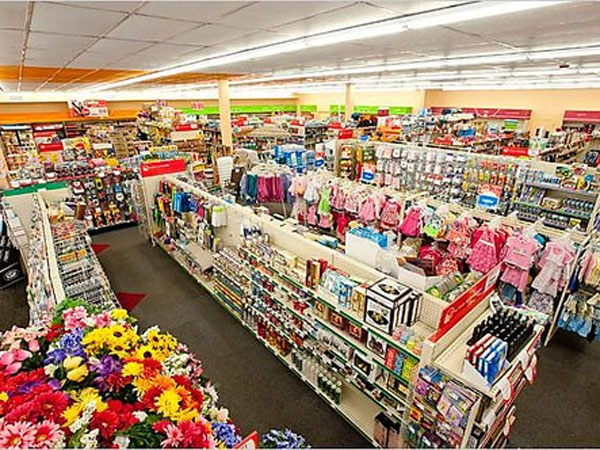 The view inside a Family Dollar store. (Photo from glassdoor.com)