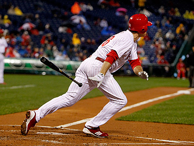 Will Chase Utley´s return to the lineup spark a Phillies´ offense that is suddenly struggling to score? (Ron Cortes/Staff Photographer)