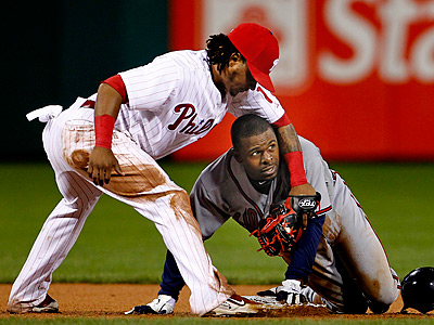 The Phillies have more games remaining than days remaining in the regular season. (Ron Cortes/Staff Photographer)