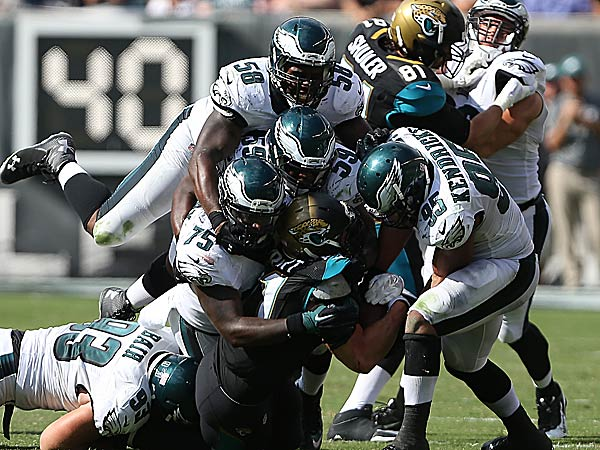 Eagles Jaguars What Did We Learn Philly