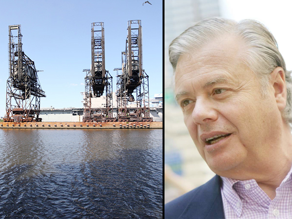 Port Titans Vie For Right To Manage Proposed Southport On