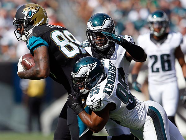 Eagles Notes: Kendricks questionable for Sunday