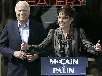 Sarah Palin will give her first major interview since winning the GOP vice presidential nomination later this week. (Morry Gash/AP)