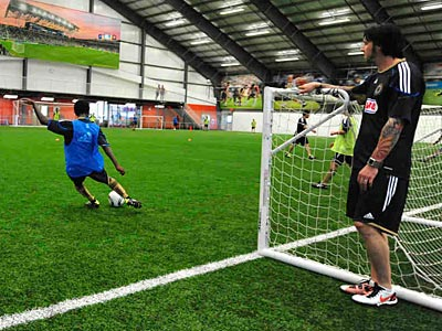 YSC Sports in Wayne is the home of the Union´s youth academy. (File photo)