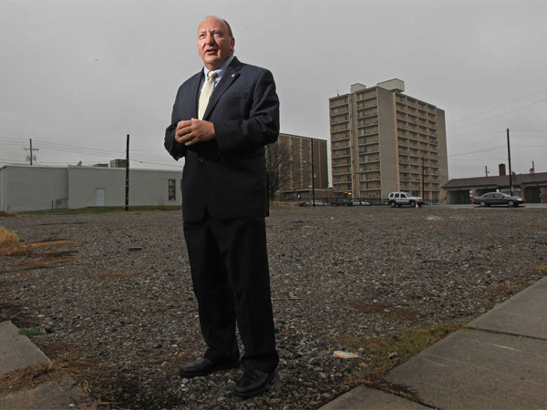 Ed Pawlowski, the two-term mayor of Allentown, has jumped into the 2014 race for governor in Pennsylvania.
