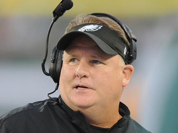 Eagles head coach Chip Kelly. (Clem Murray/Staff Photographer)