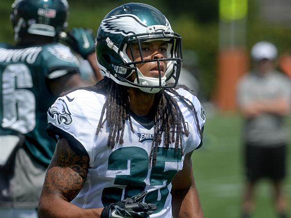 NFL Jerseys Nike - Eagles' Denzel Rice the pride of Chanticleer nation