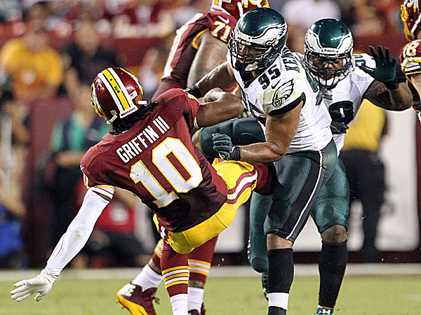 Eagles linebacker Mychal Kendricks. (Yong Kim/Staff Photographer)