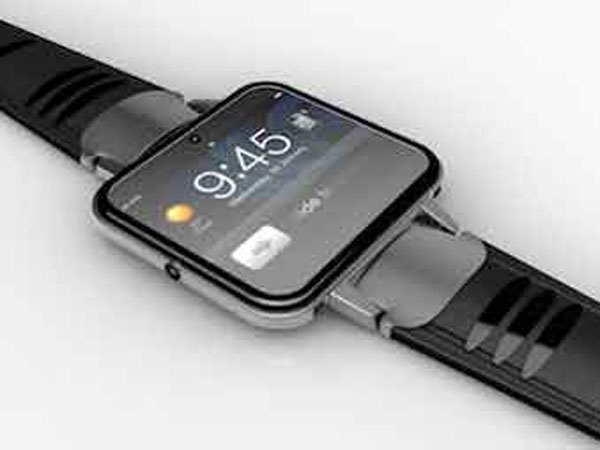 One of many visions of the reported iwatch circulating on the Internet.
