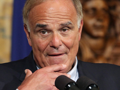 Gov. Ed Rendell is pushing lawmakers to pass budget relief legislation for Philadelphia. (Associated Press/File Photo)