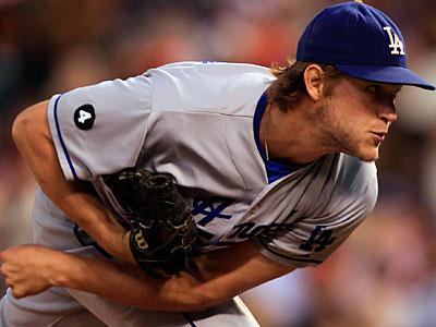 Dodgers pitcher Clayton Kershaw (Marcio Jose Sanchez/AP Photo)