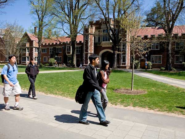 How Pa And N J Colleges Fared In Latest 39 U S News