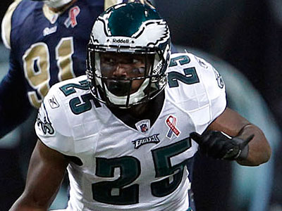 LeSean McCoy racked up 122 rushing yards in Sunday´s game, including a 49-yard touchdown. (Yong Kim/Staff Photographer)