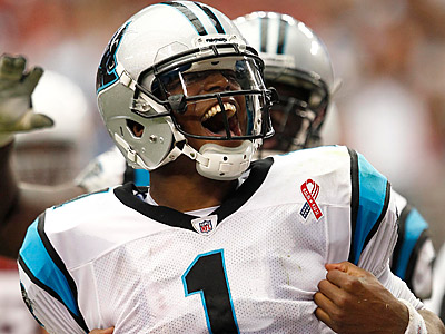 Is Cam Newton a fantasy stud? (AP Photo)