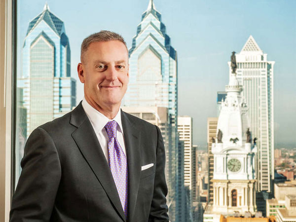 Eric J. Foss has been the chief executive of Aramark Corp. since May 2012.