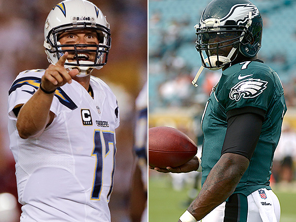 Live updates: Eagles vs. Chargers, 1 p.m.