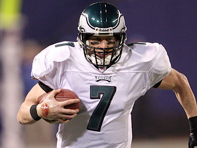 The Eagles will sign quarterback Jeff Garcia to a one-year contract. (Yong Kim/Staff file photo)