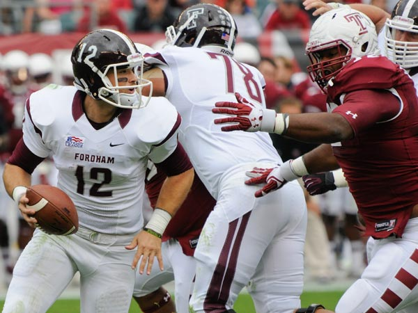 Game Preview, Lehigh at Fordham, 10/5/2013