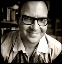 Author Cory Doctorow.