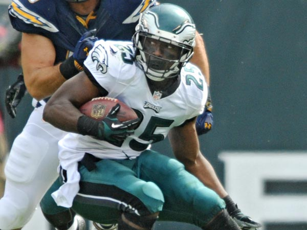 Eagles running back LeSean McCoy. (Clem Murray/Staff Photographer)