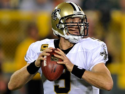 Are Drew Brees and the Saints a good play against the Bears this week? (Jim Prisching/AP)