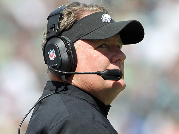 Eagles head coach Chip Kelly. (Yong Kim/Staff Photographer)