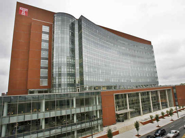 Temple University Hospital. (File photo by Alejandro A. Alvarez / Staff Photographer)