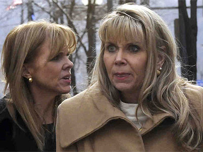 State Sen. Jane Orie (left) and her sister Janine are involved in a case that shows the perils of electing Pennsylvania´s appellate judges. (AP Photo)