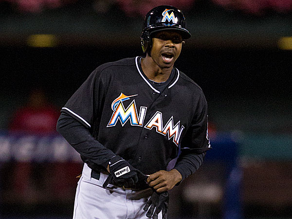 The Marlins´ Juan Pierre. (Chris Szagola/AP)