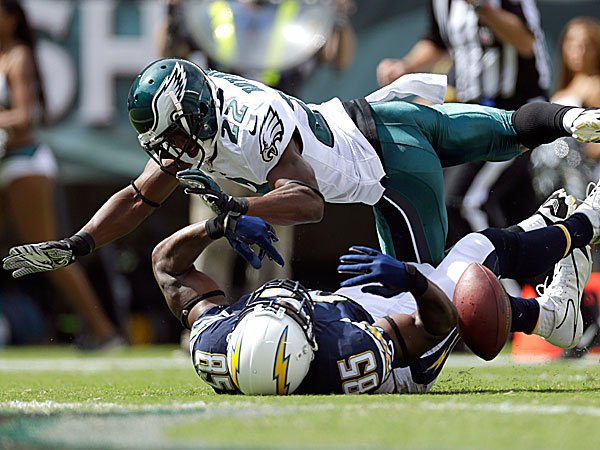 Eagles cornerback Brandon Boykin. (Matt Rourke/AP)