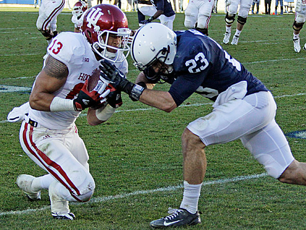 Penn State safety Ryan Keiser. (Gene J. Puskar/AP file photo)
