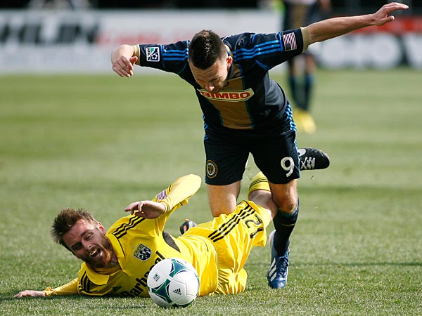 The Union have fallen quite a bit in recent weeks. (Mike Munden/AP file photo)