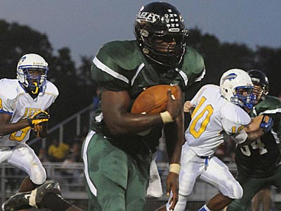 West Deptford´s Gerald Owens. (Curt Hudson/Staff Photographer)