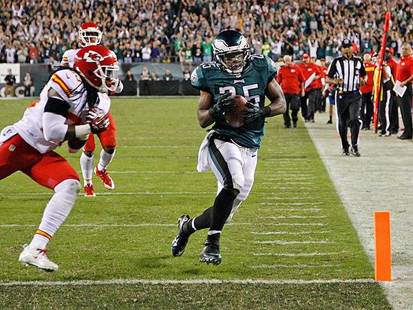 Eagles running back LeSean McCoy. (Ron Cortes/Staff Photographer)