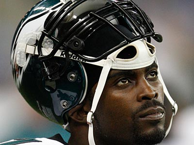 Michael Vick has been named the Eagles´ starting quarterback. (Ron Cortes / Staff Photographer)