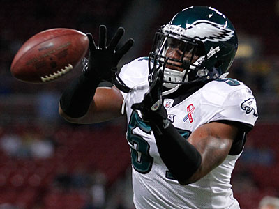 Jamar Chaney spent most of last season as the Eagles´ backup middle linebacker. (Jeff Roberson/AP Photo)