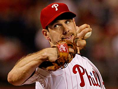 Cliff Lee and the Phillies allowed 3.27 runs per game in 2011, the franchise´s lowest figure since 1917. (Ron Cortes/Staff Photographer)