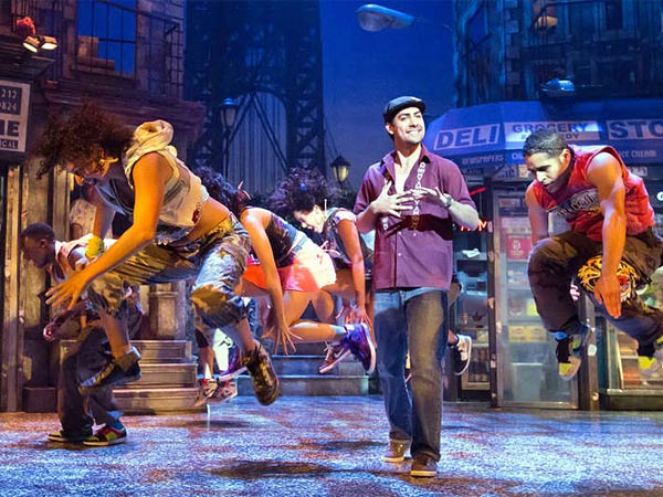 "The musical ""In the Heights,"" by West Phila. playwright Quiara Alegría Hudes, at the Walnut."