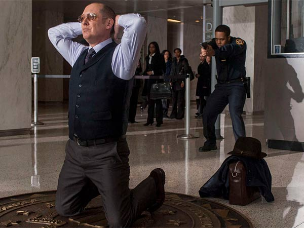 """The Blacklist"" stars James Spader as a turncoat agent who turns himself in to the FBI, promising secrets for . . . whatever he wants."