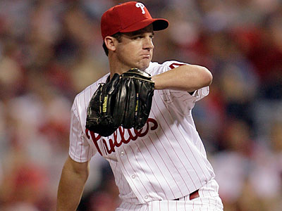 Since joining the Phillies, Roy Oswalt is 7-1 with a 1.65 ERA. (Yong Kim/Staff file photo)