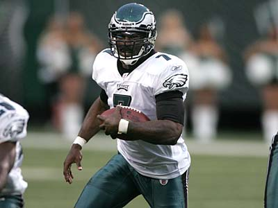 Michael Vick is cleared to play vs. the Kansas City Chiefs this weekend. ( David Maialetti/ Staff Photographer)
