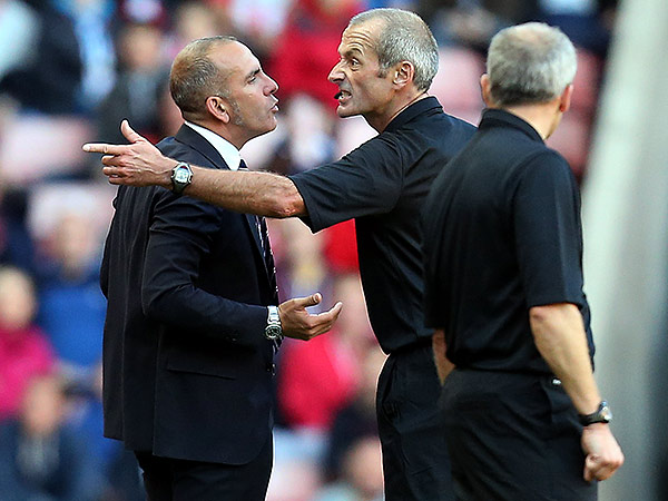 Paolo di Canio (left) lasted just six months as Sunderland´s manager. (Scott Heppell/AP file photo))