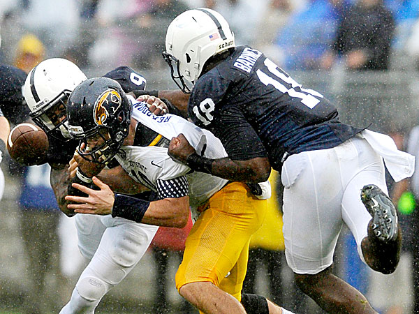 Deion Barnes Penn State