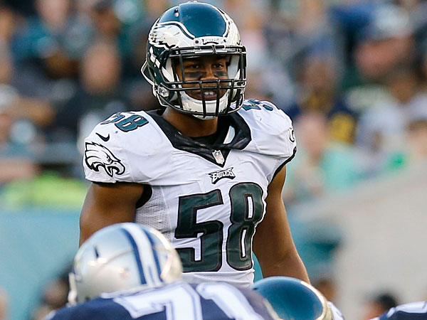 Nike jerseys for Cheap - Eagles rookie Jordan Hicks on the rise, could get starting nod Sunday