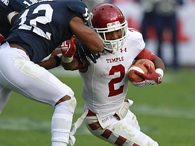 A better passing game would free up things for Temple´s running backs. (David Swanson/Staff Photographer)
