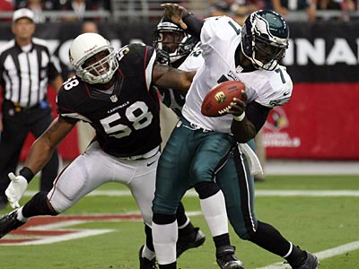 Michael Vick vs Cardinals