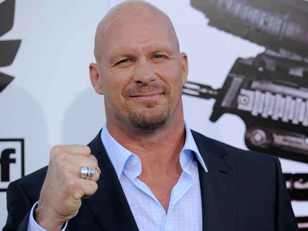 Steve Austin. (Chris Pizzello/AP file)