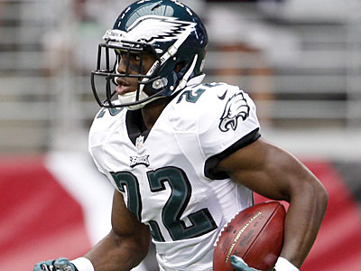 Brandon Boykin may have to cover star Giants wide receiver Victor Cruz on Sunday. (Yong Kim/Staff file photo)