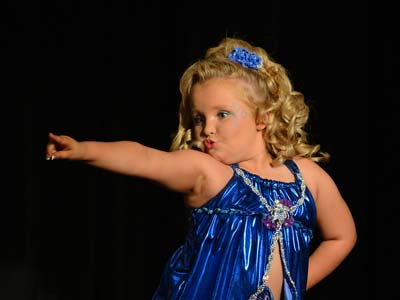 Honey Boo Boo has captured the hearts and television sets of Americans across the country.